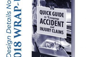 Accident and Injury Claims Book Layout