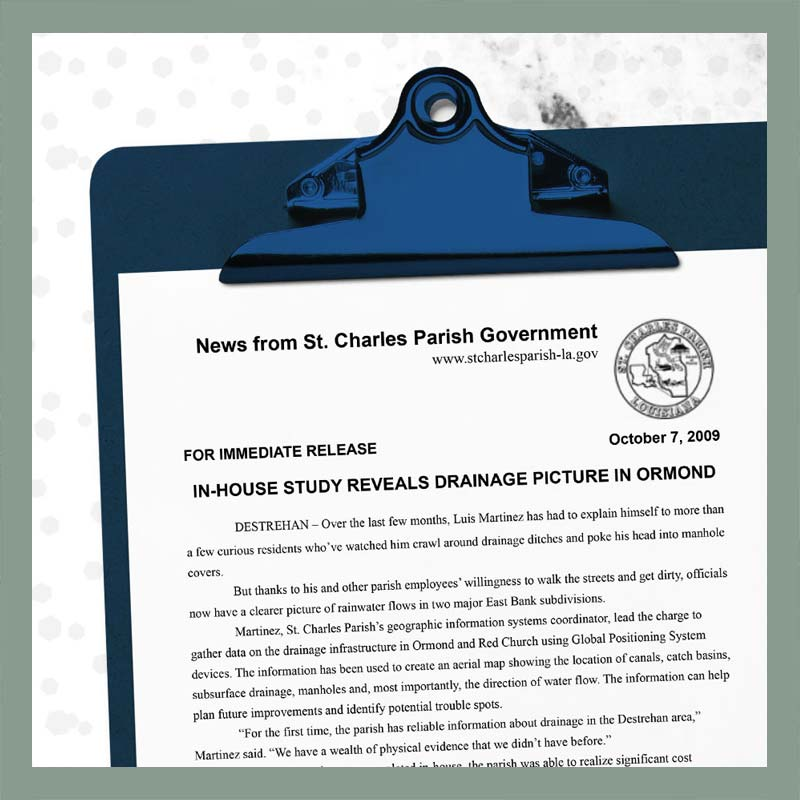 Government Press Releases by Melismatic Designs LLC