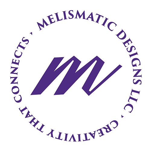 Melismatic Designs LLC Circular Logo