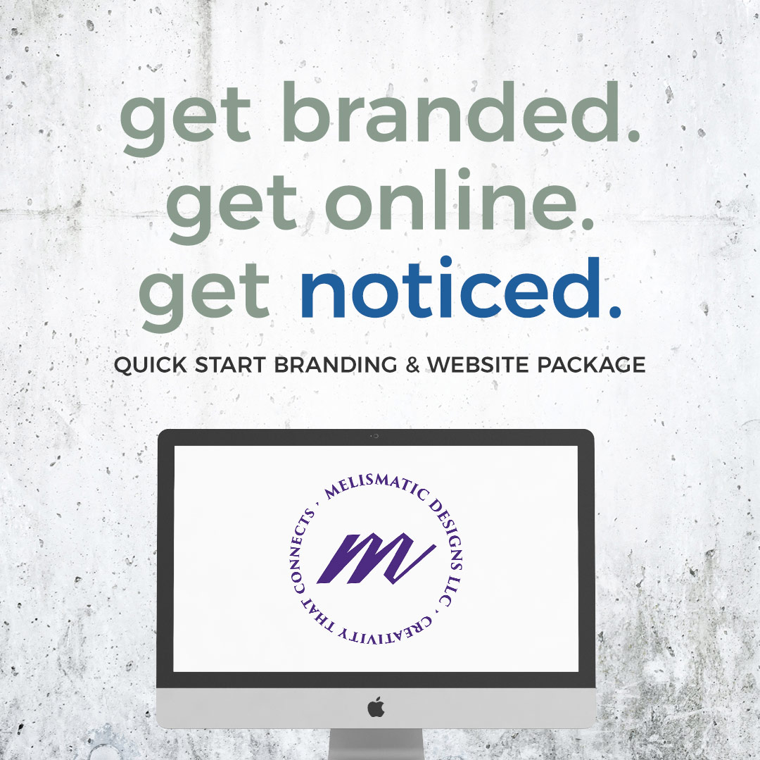 Quick Start Branding and Website Package